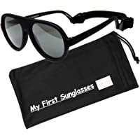 Top Flyers- Best First Sunglasses for Infant, Baby, Toddler, and Kids! 100% UV Protection. Many Colors and Sizes!