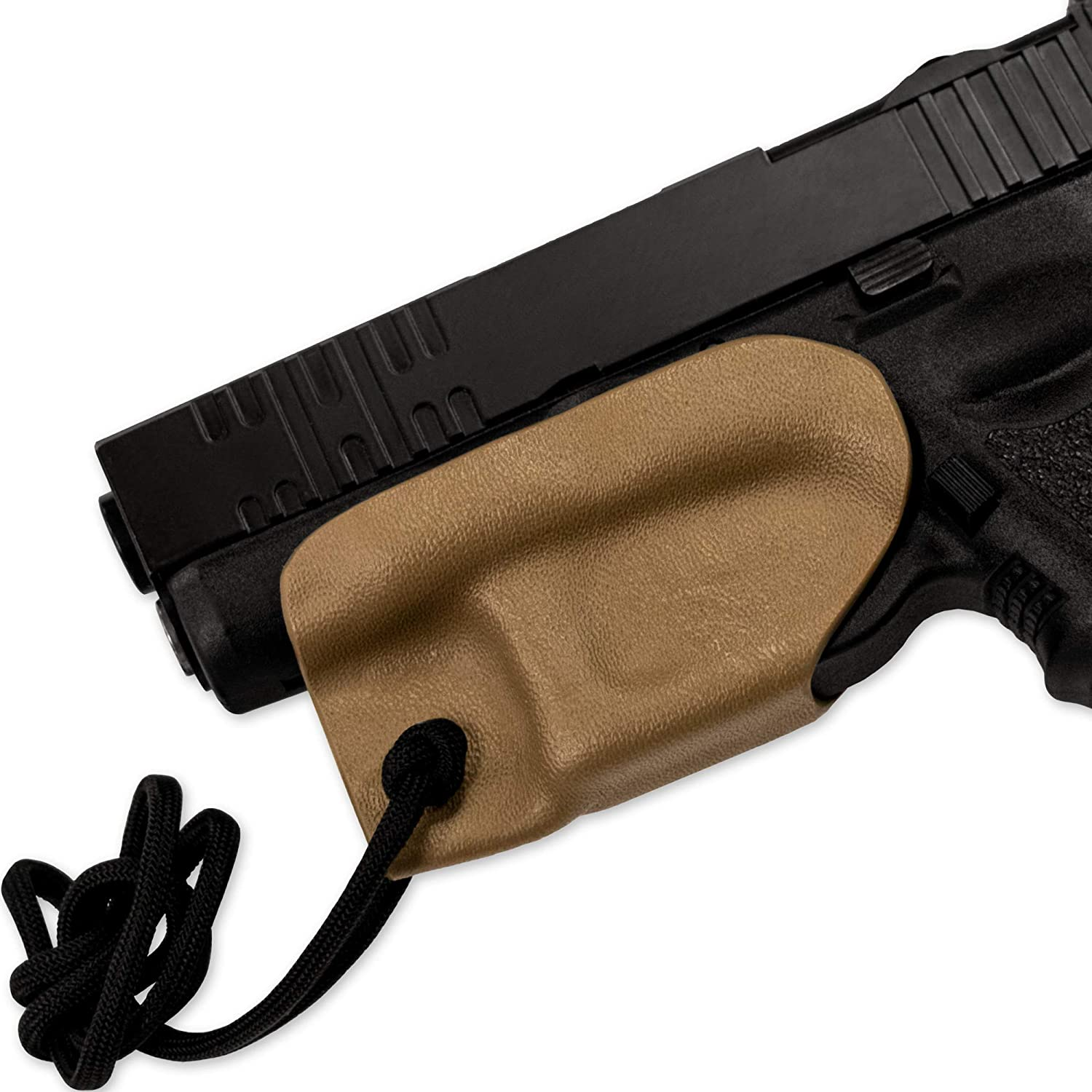 Kydex Trigger Guard Fits Glock 26//27 Made in the USA