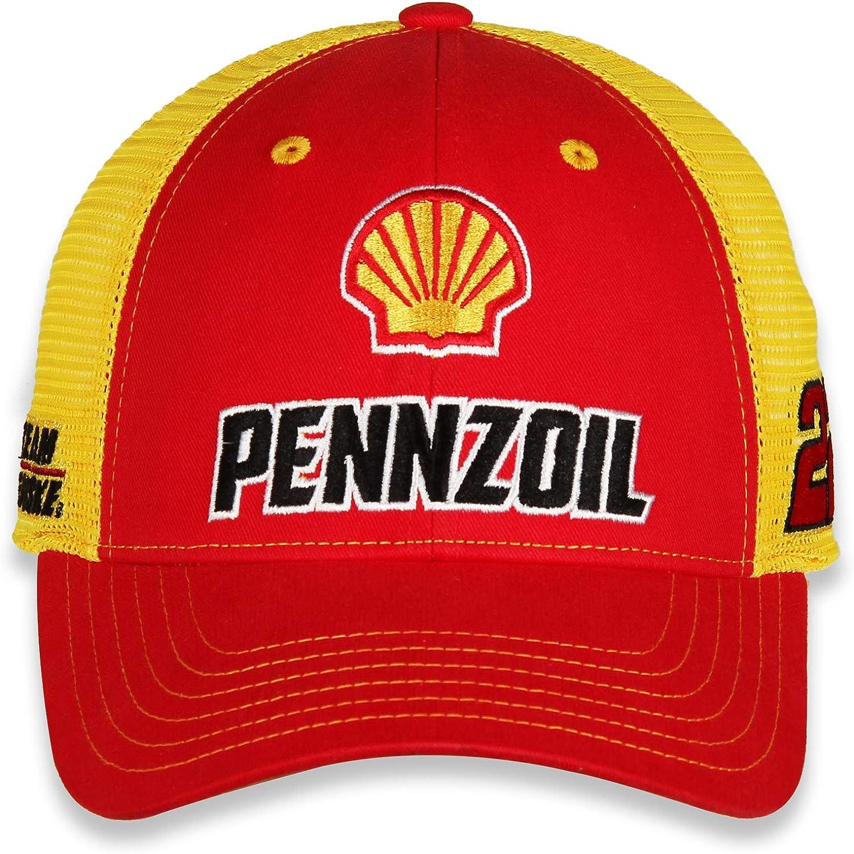 Checkered Flag Sports NASCAR 2020 Vintage Sponsor Trucker Mesh Adjustable Hat Cap