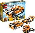 LEGO Creator - 31017 - Jeu De Construction - La Décapotable Orange