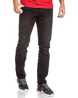 BLZ Jeans - Jean Gris délavé Coupe Droite - Couleur  Gris - Taille ... 2715d3b80ca2