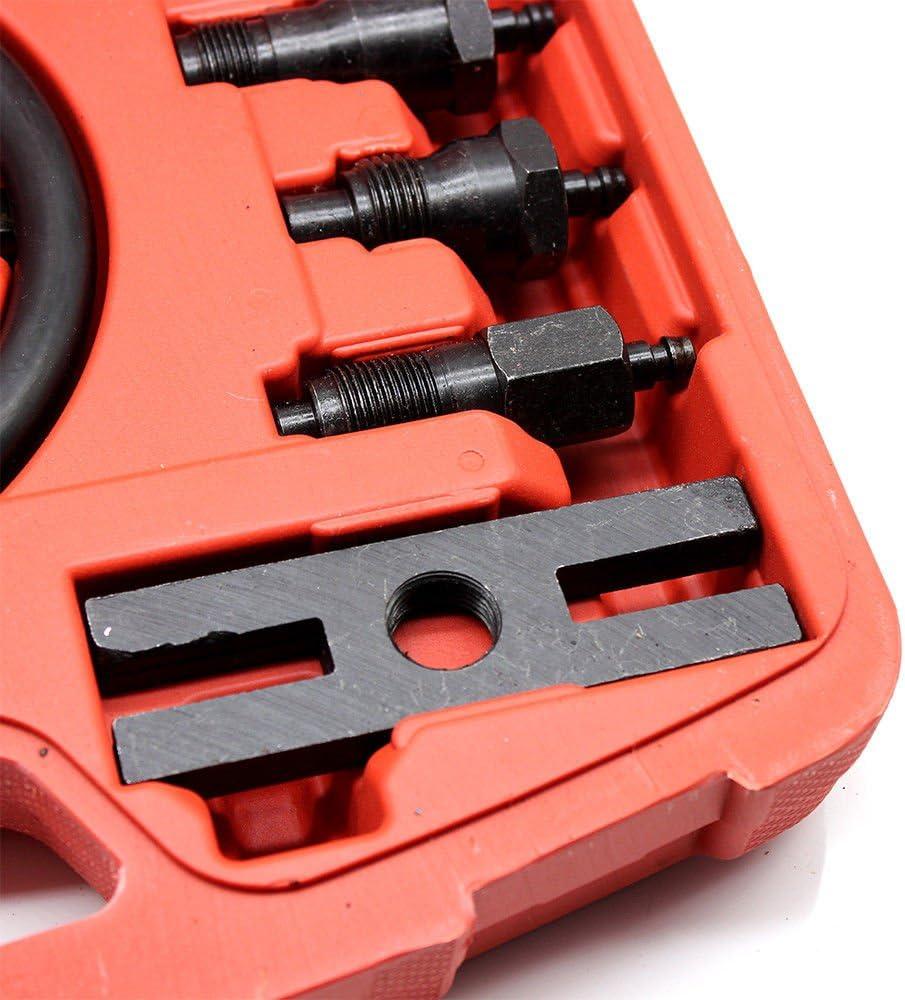 Z/&Y Ltd Z /& et /équipement doutil dessai de jauge de Compression du v/éhicule du testeur de Pression du Cylindre Diesel