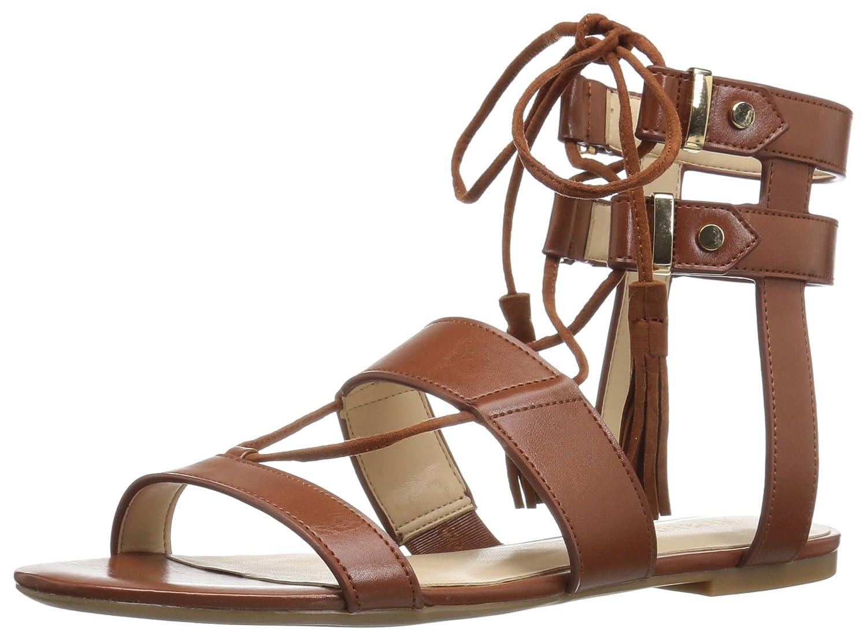 57f9669fdd9 Nine West Women s Decima Patent Gladiator Sandal  Amazon.com.au  Fashion