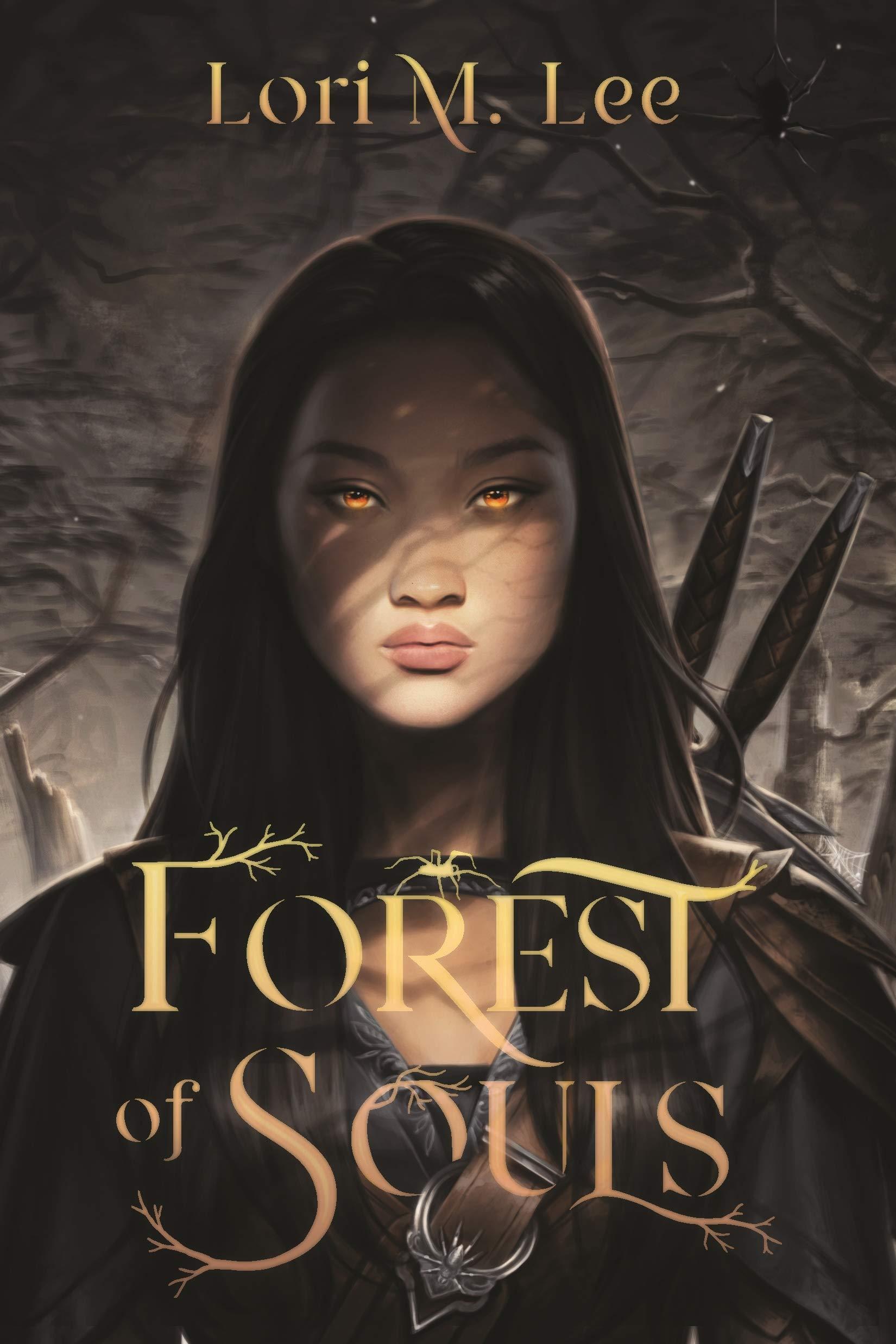 Amazon.com: Forest of Souls (Shamanborn Series, 1) (9781624149245): Lee,  Lori M.: Books