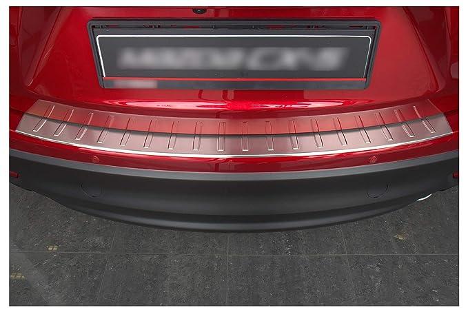 Einstiegsleisten & Türschweller Auto & Motorrad Tuning-Art EX103-L118 Edelstahl Ladekantenschutz und Einstiegsleisten fahrzeugspezifische Passform