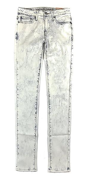American Eagle Mens 360 Extreme Flex Skinny Jean 3980 Light Wash
