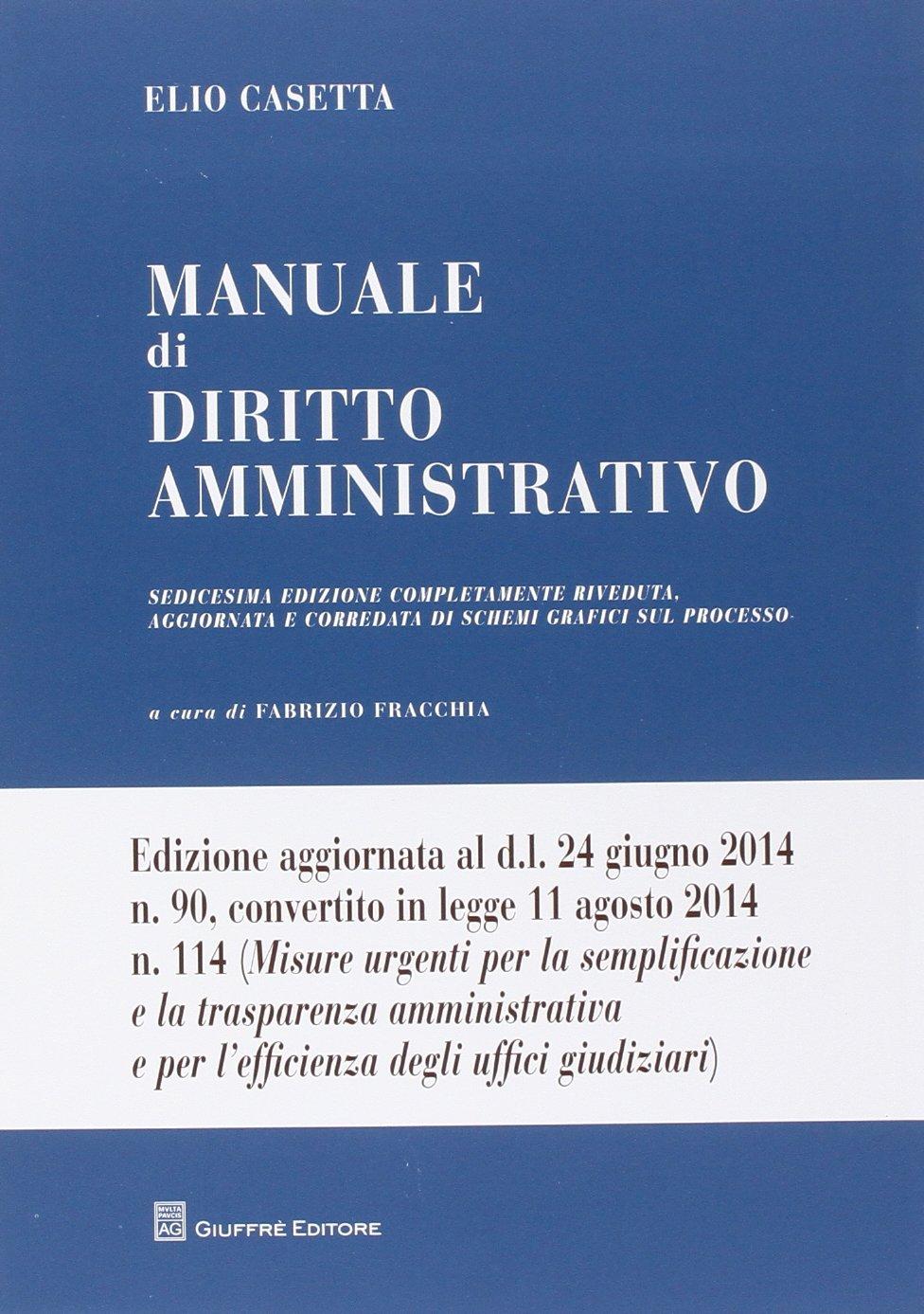 Diritto Amministrativo Pdf