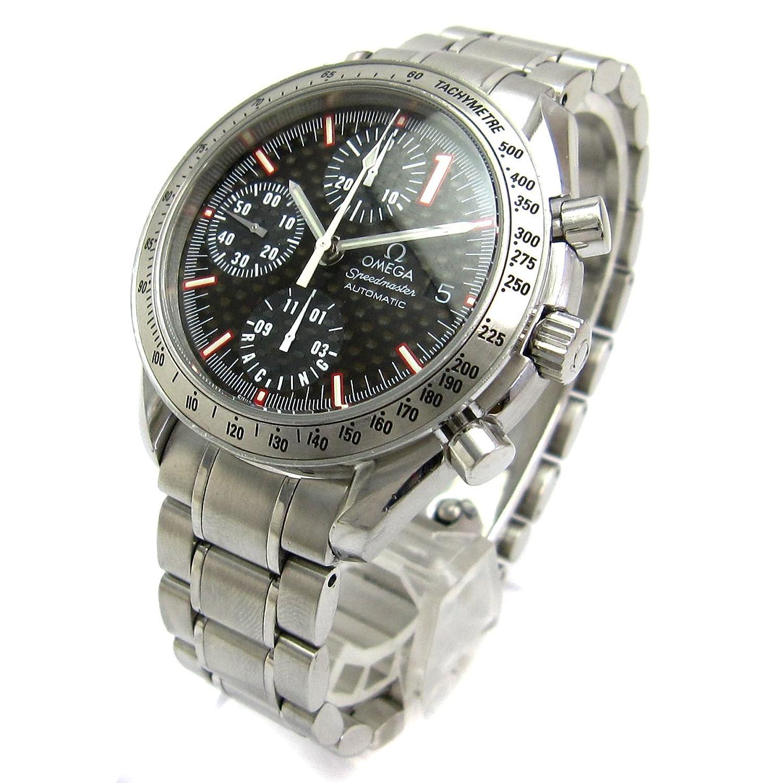 [オメガ]OMEGA 腕時計 3519.50 スピードマスター デイト シューマッハ 1111本限定 レア メンズ 中古 B07D1JJMG7