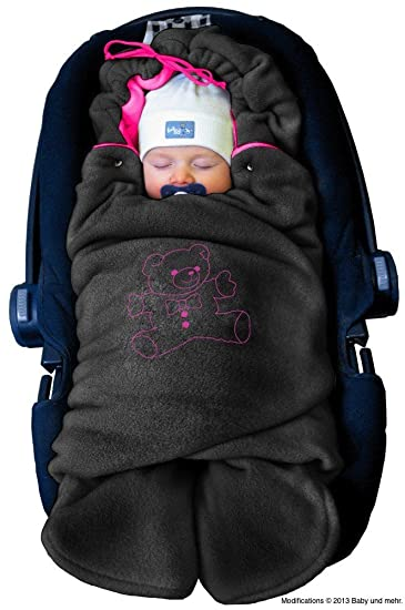Amazon Com Byboom Baby Swaddling Wrap Car Seat And Pram Blanket