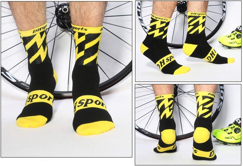 Tree-on-Life Calcetines de Ciclismo Deportes Bicicleta Correr ...