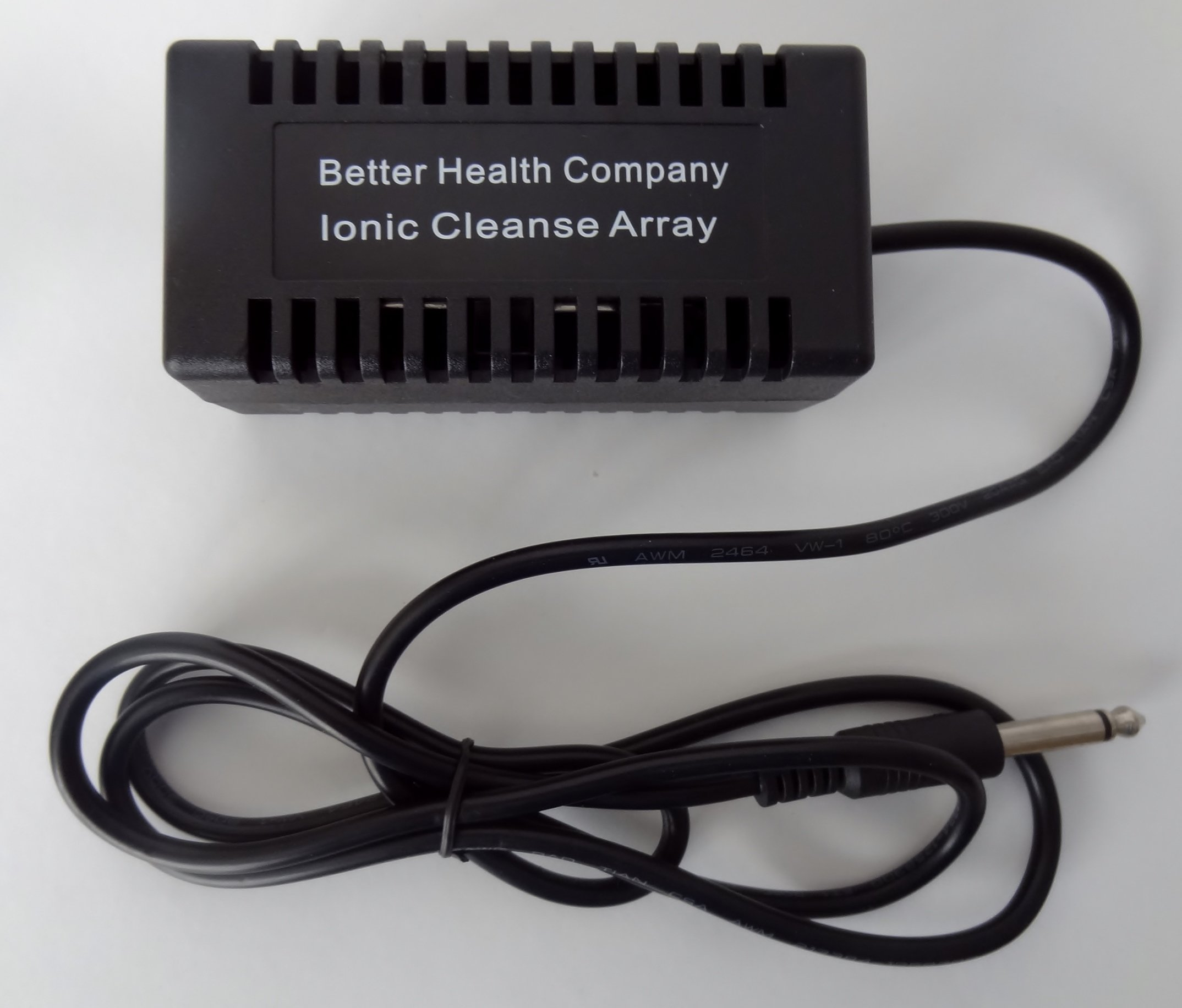 Rectangular Black Ionic Cleanse Detox Foot Spa Arrays by Better Health Company by Better Health Company (Image #4)