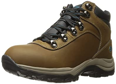 Northside Women's Apex Lite Waterproof Hiking Boot, Medium Brown/Teal, ...