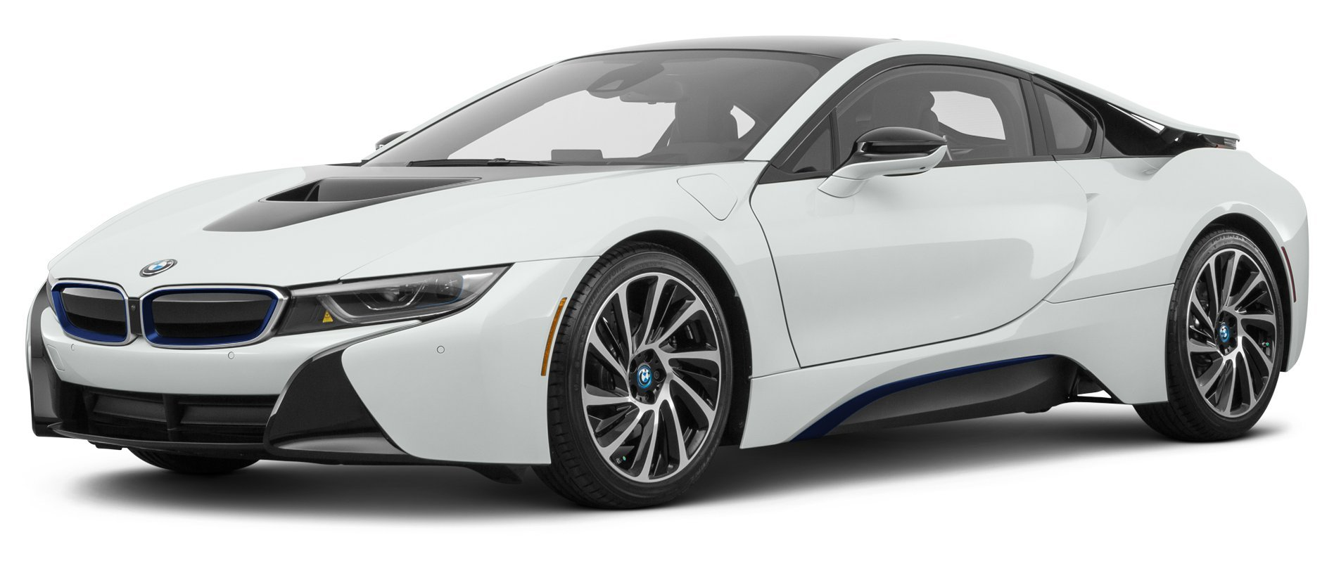 2016 BMW I8 2 Door Coupe