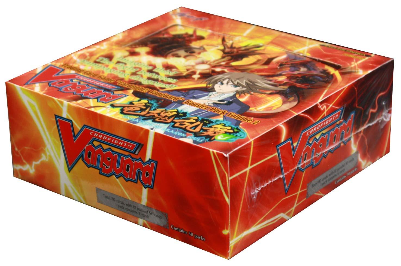 Cardfight Vanguard ENGLISH VGEBT02 Onslaught of Dragons Souls Booster BOX 30 .. BushiRoad
