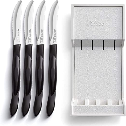 Amazon Com Cutco 6 Piece Table Knife Set 1869 Cutlery Sets Kitchen Dining