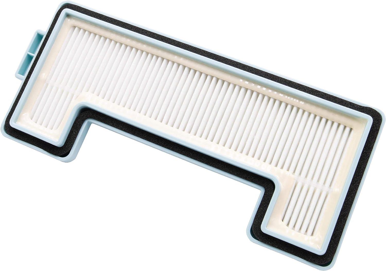 VC3720 vhbw Filtro de aspirador para LG V-C5671 VC3728 XR-404 aspirador robot aspirador multiusos filtro de escape HEPA V-C5681//2//3 V-CR483