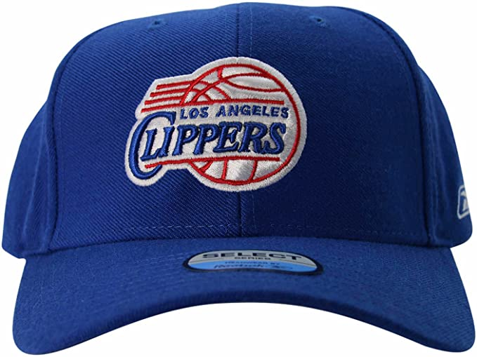 Reebok NBA Los Angeles Clippers de la Serie Classic Adultos Sombrero Gorra Azul: Amazon.es: Ropa y accesorios
