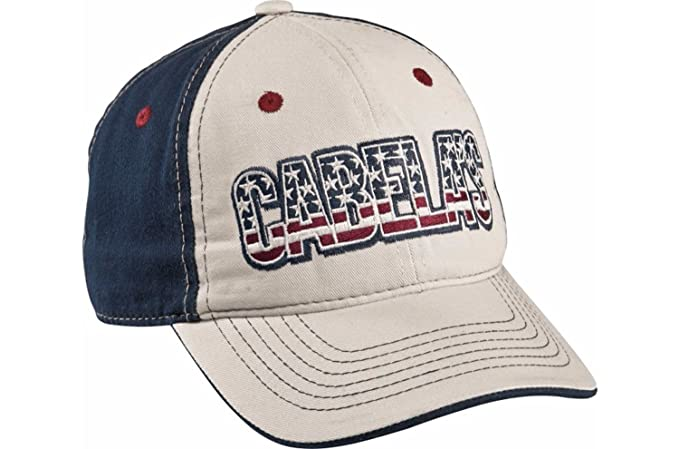 Cabela s Ladies Americana Old Glory Flag Cap 11a5349886a