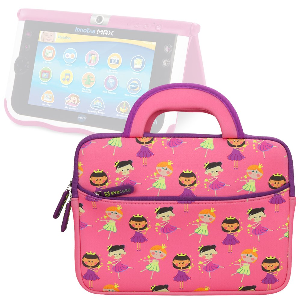 Amazon.com: Evecase Vtech Innotab MAX / Little Apps Tablet Sleeve ...