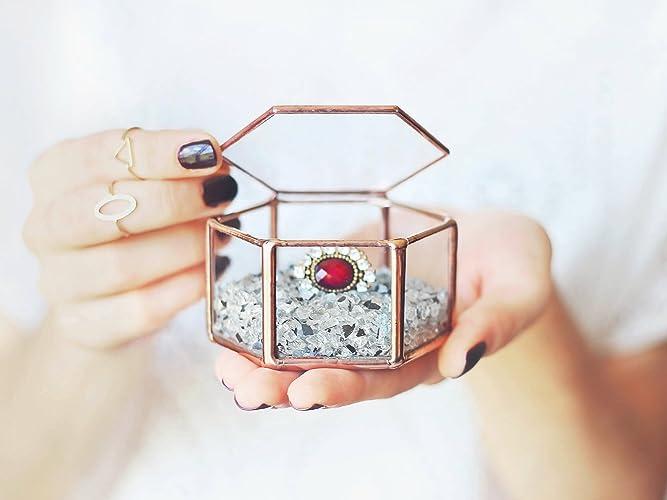 Amazoncom Wedding Ring Box Engagement Ring Pillow Ring Bearer