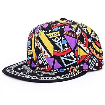 QEERT Sombrero Moda Linda para Mujer, Gorra, Gorra de Hip Hop ...