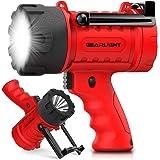 GearLight Waterproof LED Spotlight Flashlight Watchman - High Lumens AA Spot Light Flashlights for Outdoor Camping…
