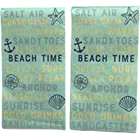 Sea Life Disposable Hand Towels Paper Guest Towels for Bathrooms Dinner Buffet Party Events Decorative Napkins 2-Ply…