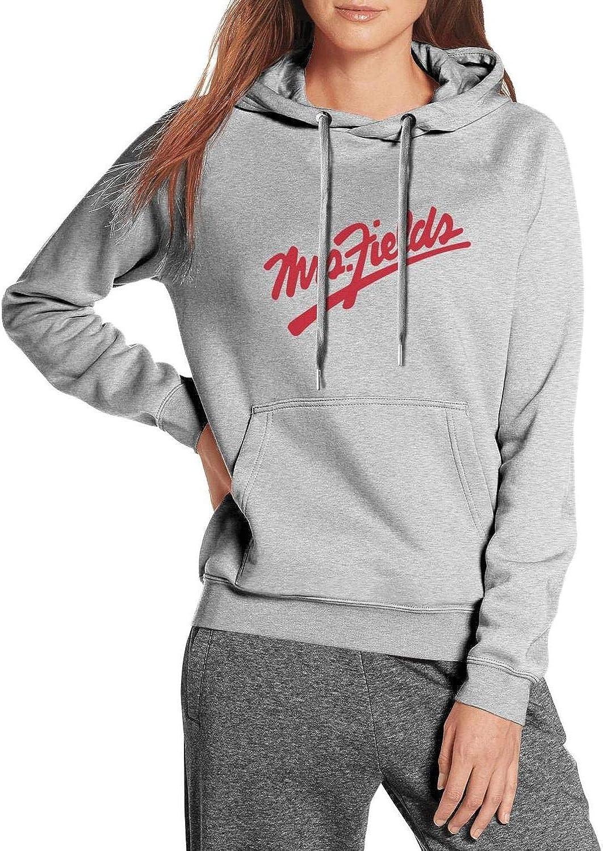 AINIJIAJ Womens Print Hoodie Hooded Winter Warm Slim-Fit Sweatshirt