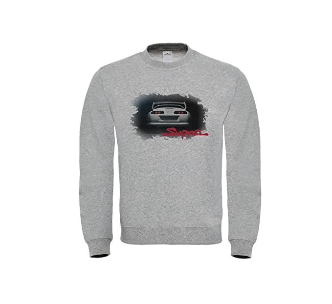 Supra Skyline Nissan Unisex Sweatshirt Tuned Toyota Supra JDM Legends Turbo Petrol Monsters Sweatshirt: Amazon.es: Ropa y accesorios