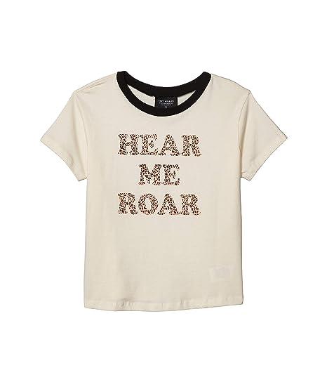 Whale Little Girls Short Sleeve Tee Kids Short T Shirts