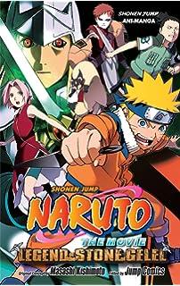 Naruto the Movie Ani-Manga, Vol. 3: Guardians of the ...