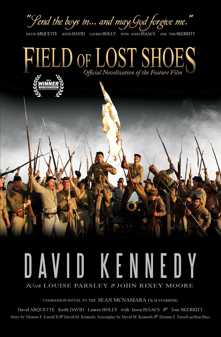 Amazon: Field Of Lost Shoes: Official Novelization Of The Feature Film  (9780692295076): David Kennedy, Louise Parsley, John Rixey Moore: Books