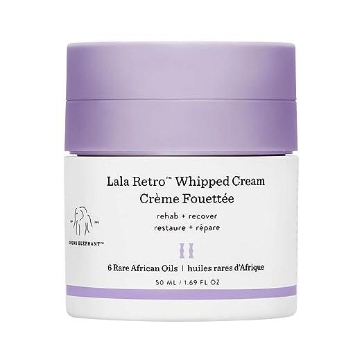 Drunk Elephant Lala Retro Whipped Cream Anti-Aging Moisturizer for Dry Skin