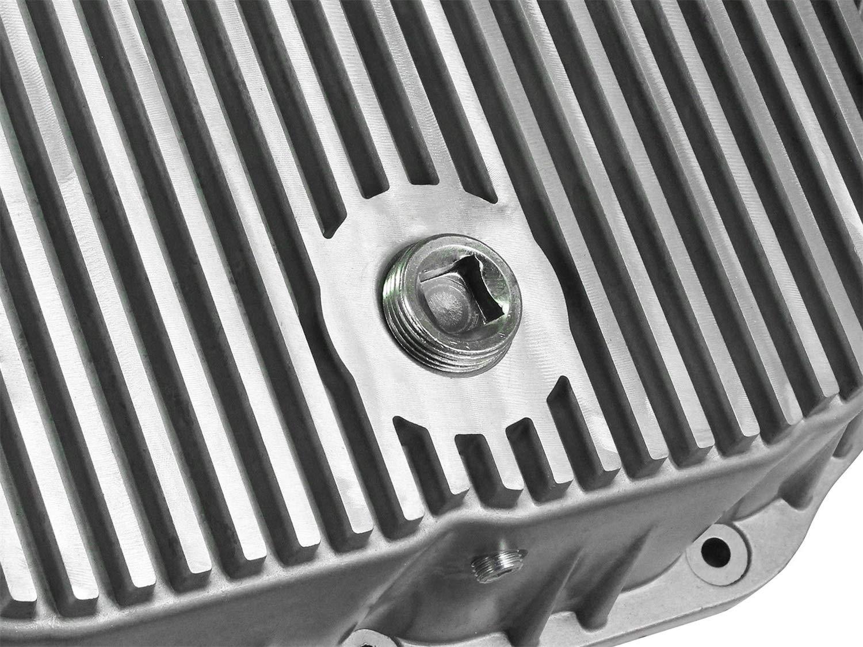 aFe Power 46-70060 Dodge Diesel Transmission Pan Raw