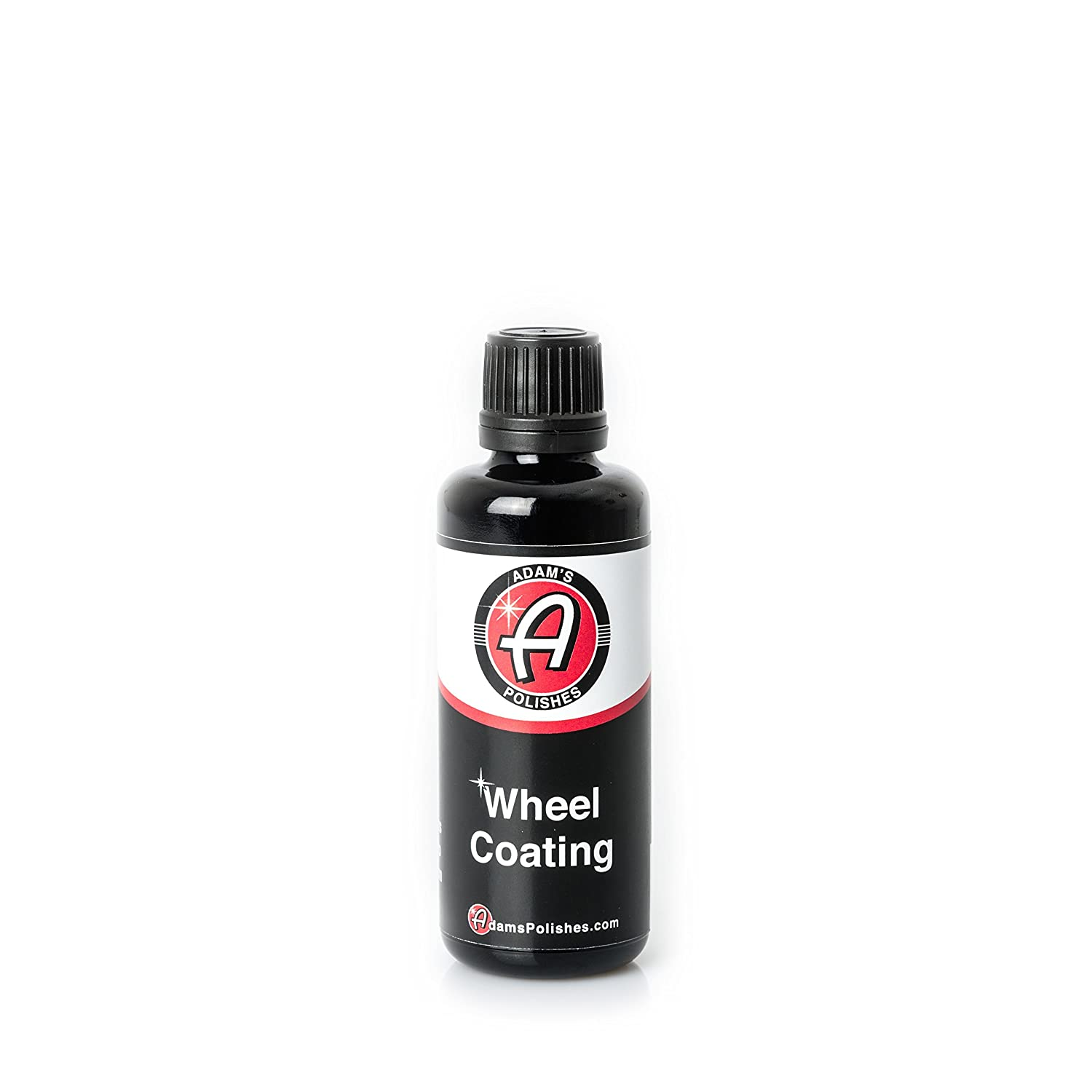 Adam's Ceramic Wheel Coating - 9H Hardness Ceramic Coating - Long Lasting Protection That Beads and Repels Water (Complete Kit) Adam' s Polishes