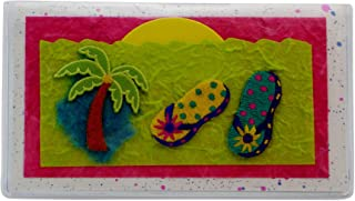 product image for Flip Flop Checkbook Cover Made in the USA