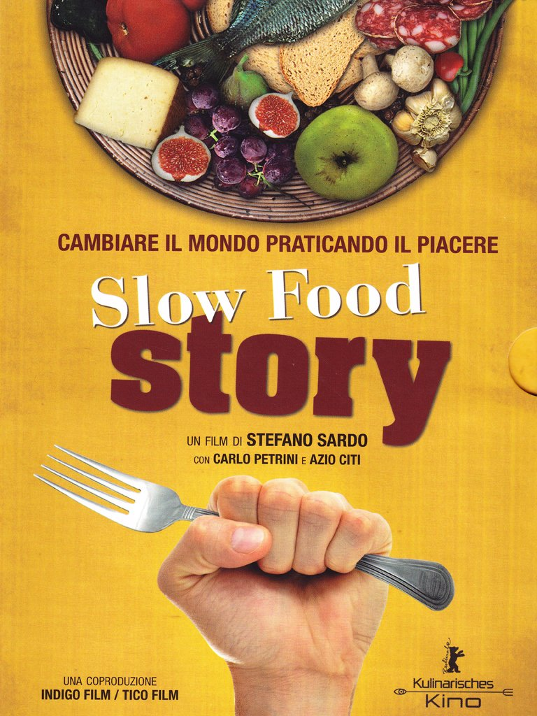 Slow Food Story [ NON-USA FORMAT, PAL, Reg.2 Import - Italy ]