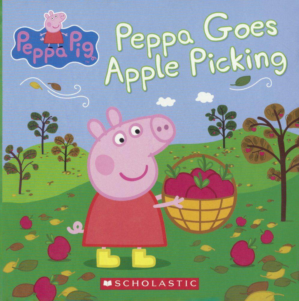 Peppa Goes Apple Picking (Peppa Pig) pdf epub