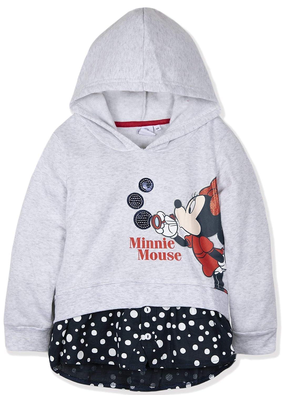 Minnie Pop /& Patch Sweat /à/Capuche Fille