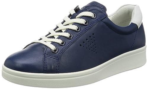 Ecco Soft 1, Zapatillas Para Mujer, Azul (true Navy), 35 EU