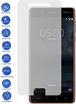 Todotumovil Protector de Pantalla Nokia 5 4G 5.2 de Cristal ...