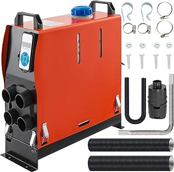 Vevor 5kw Diesel Lufterhitzer 12v Standheizung Diesel Luft Dieselheizung Air Diesel Heizung Air Standheizung Integration Luftheizung Standheizung Einfach Pkw Auto