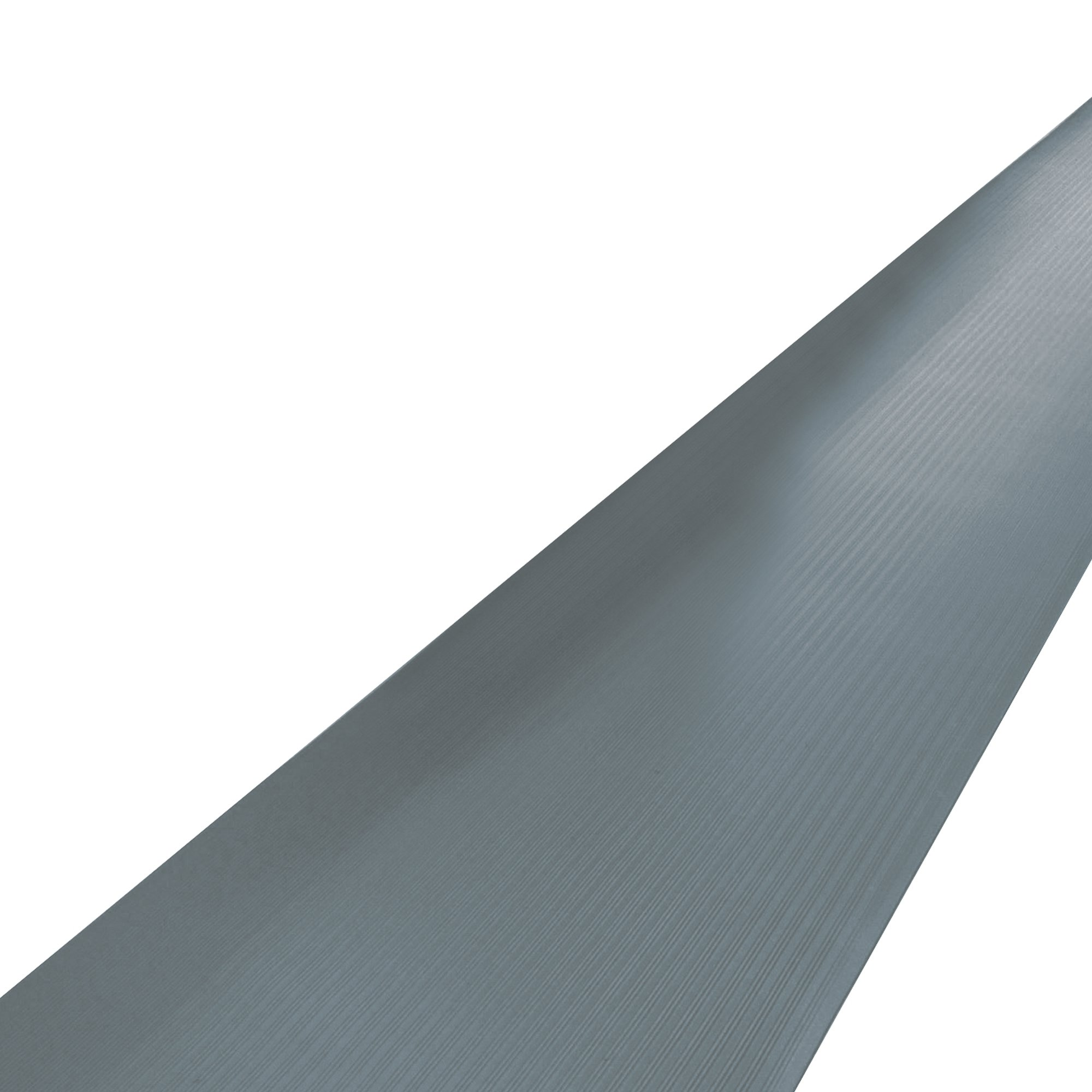 4 x 4' Gray Economy Anti-Fatigue Mat