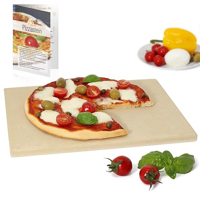 71 opinioni per Amazy Pietra per pizza – Date alla vostra pizza l'originale sapore italiano
