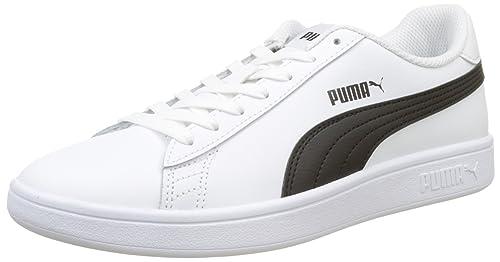 Blu 41 EU PUMA SMASH SPORT V2 L SCAPE PER SPORT SMASH OUTDOOR UNISEX ADULTO WHITE PEACOAT 404082