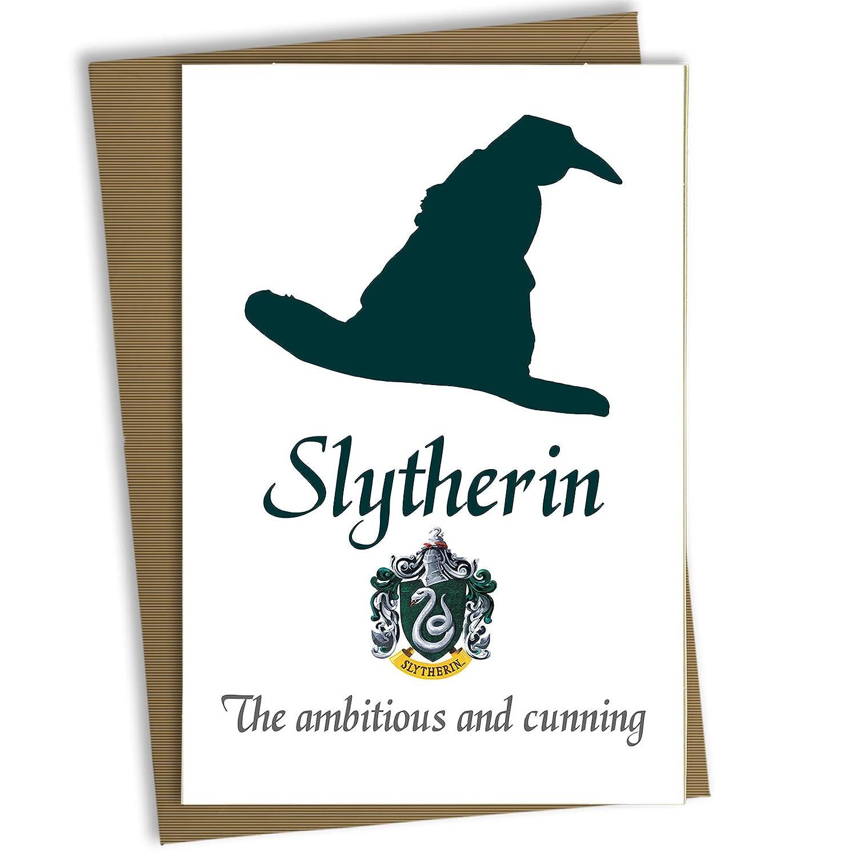 Harry Potter Slytherin de Hogwarts de Navidad de ...
