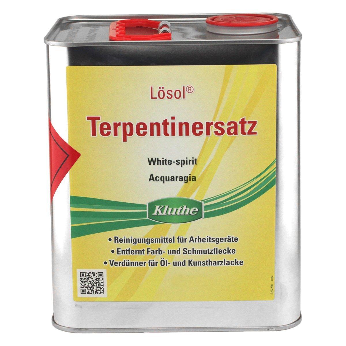 Kluthe Lö sol Terpentinersatz 3 Liter