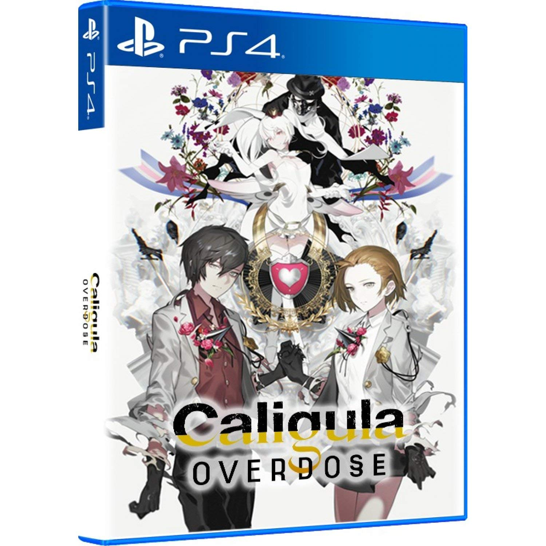 CALIGULA: OVERDOSE (ENGLISH, Japanese, Chinese) for PlayStation 4 [PS4]