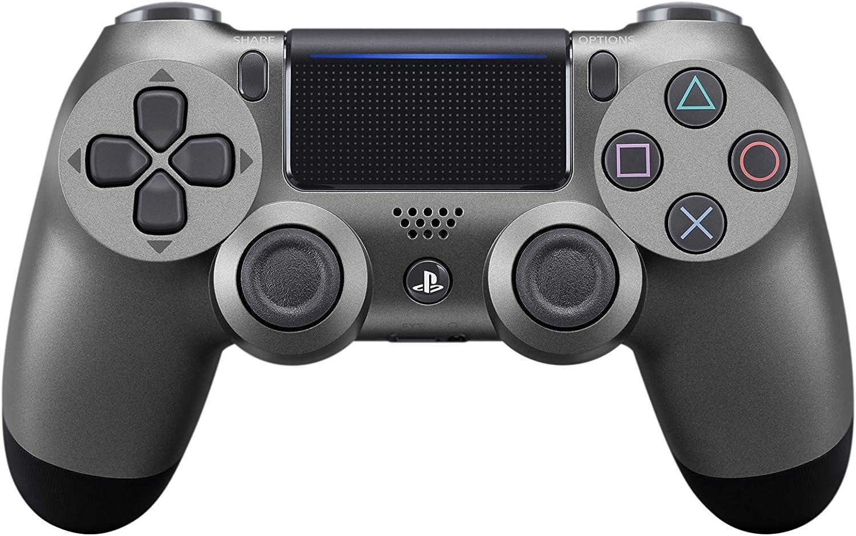 Sony DualShock 4 Mando Inalámbrico, Acero Negro: Sony: Amazon.es: Informática