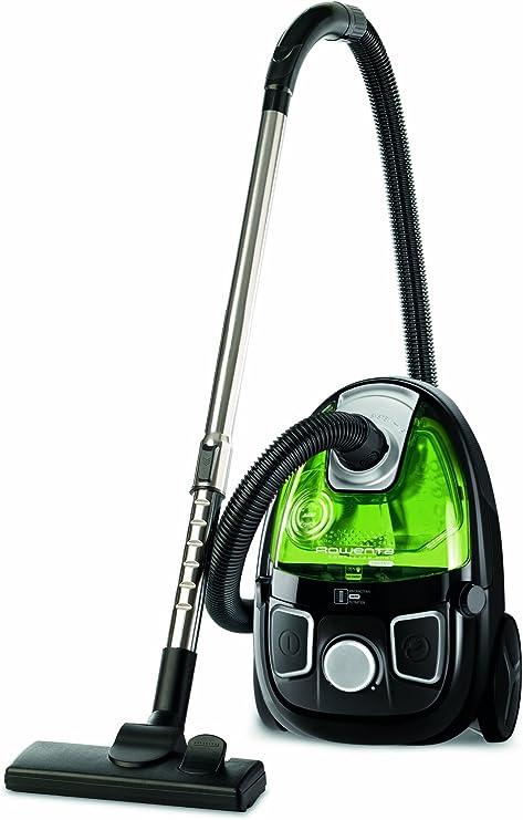 Rowenta RO 5342 - Aspiradora, color Negro, Verde: Amazon.es: Hogar